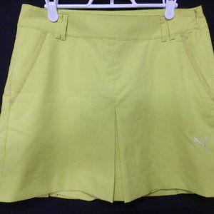 PUMA, UK size 10, tennis skirt, side zip, BNWOT